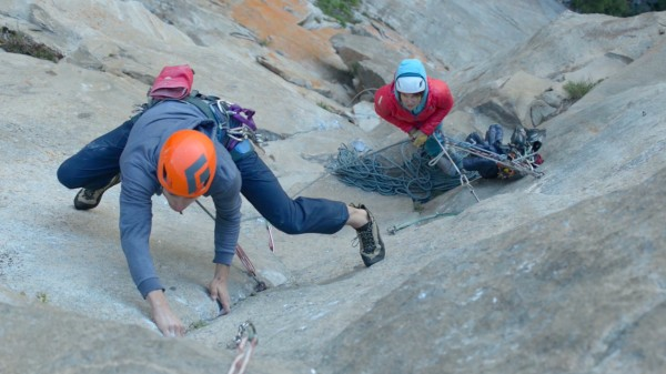nate murphy leading the curx pitch of the westie face route.