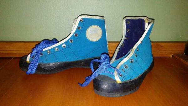 Dolt Blue Boots