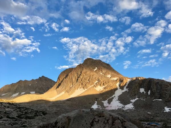 Mt. Huxley
