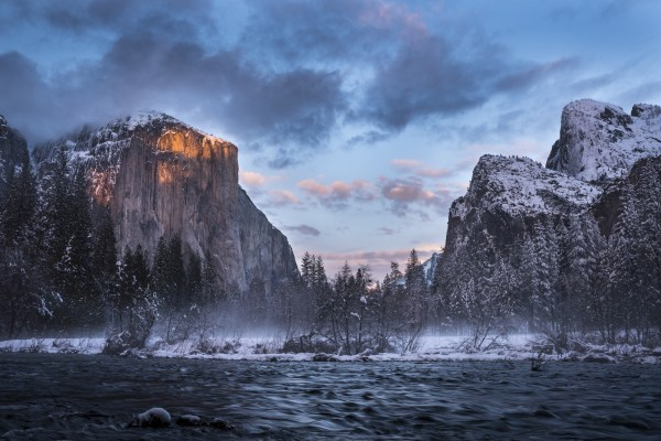 Yosemite..   yeah i know, overshot, but this day all the photo nuts we...