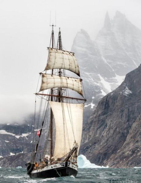 Ledou Florian-Greenland, Scorbysund Sound
