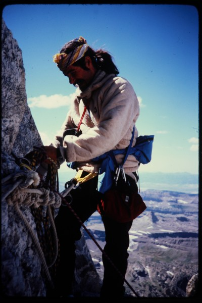 Tetons, 1974 or 75