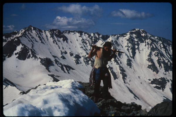 Wilson Peak, 1973
