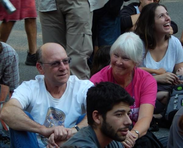 Eric and Peggy Egli