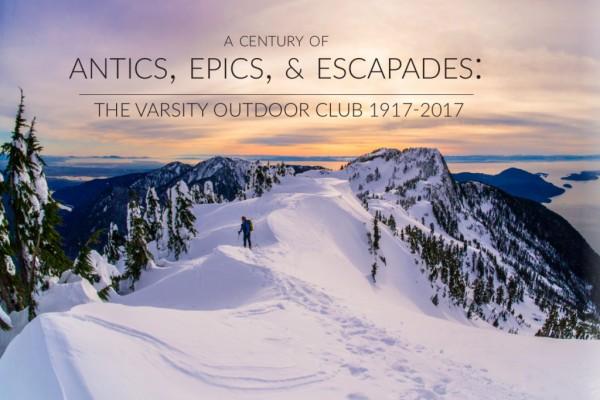 Antics, Epics & Escapades