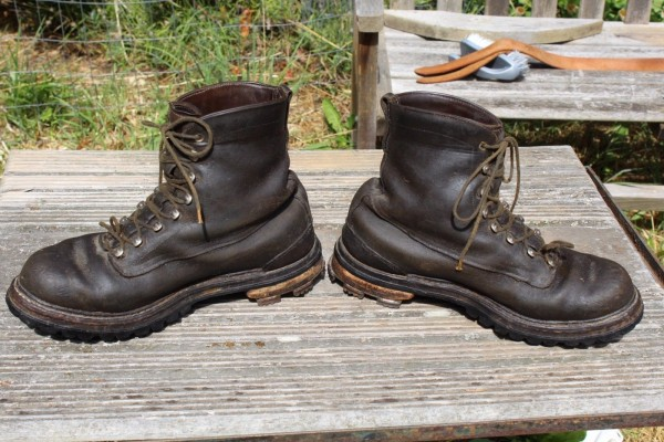 Fritsch mountaineering boots