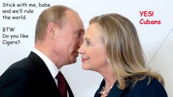 The real Russia collusion.