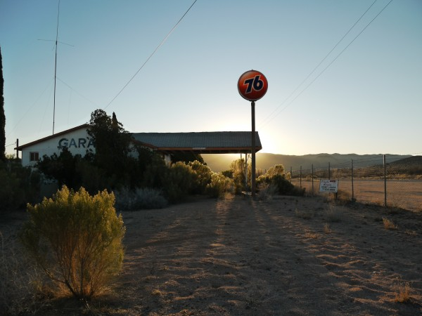 Peach Springs, Arizona