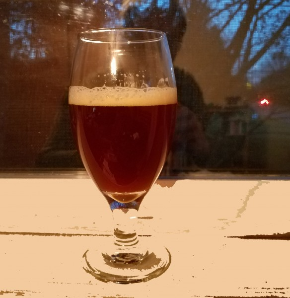 Yes, IPA can be a winter beer.