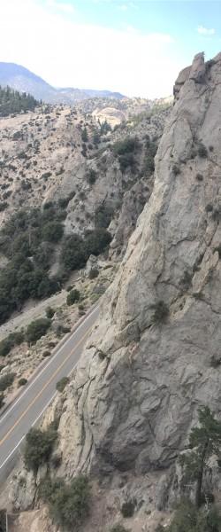 A good shot of Yosemite Sam