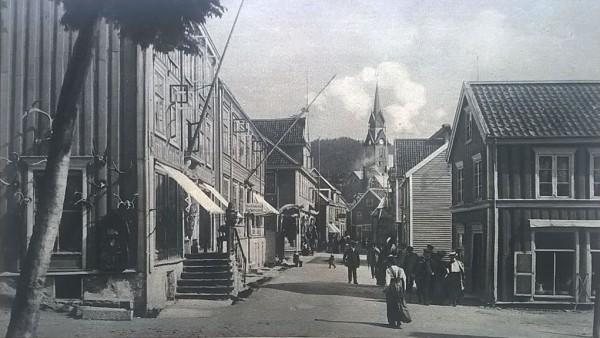 Molde 1916