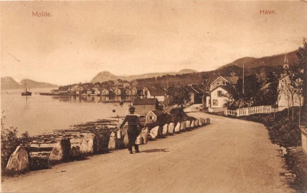 Molde around 1900