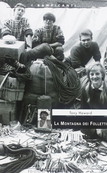 "Trollveggen 1965 - The British team. From Tony Howard's book ""Troll Wa..."