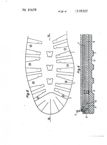 Patent FR2105325A5, Richard PONTVERT, 1970.