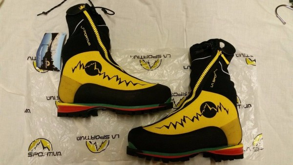 La Sportiva Batura - first generation
