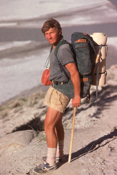 Dennis Hennek, expedition leader