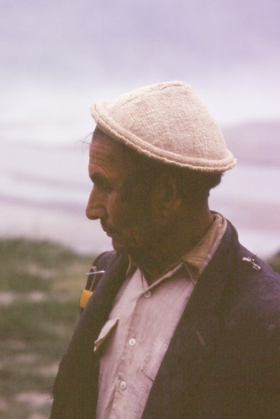 Hassan, son of Olam, of Kuru, Baltistan alias Lord Bertrand Russell ak...