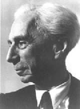Lord Bertrand Russell- see the resemblance?