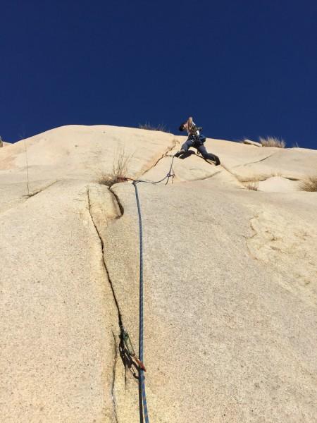 Mini crag
