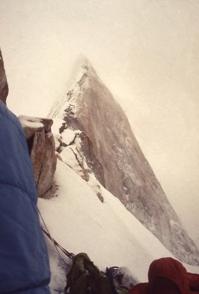 Ridge after