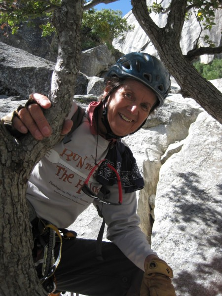 Honnold's Mom 1