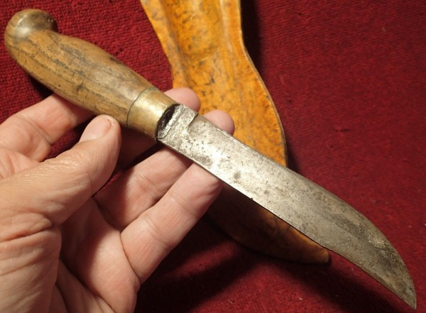 Old Finnish knife