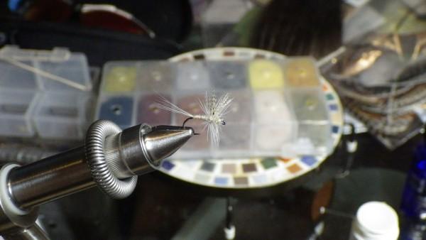 Fly-tying: Catskill-style mayfly
