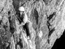 Moonraker  Film - Pat Littlejohn and Peter Biven's first ascent of The Old Redoubt - Click for details