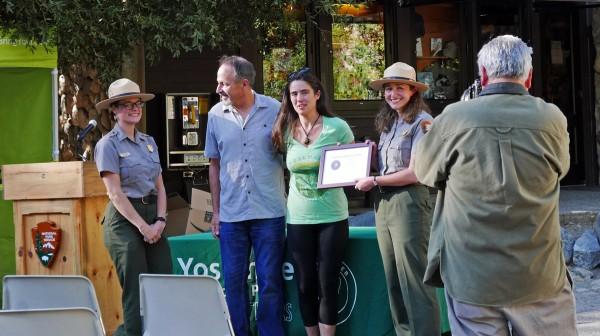yosguns gets the Facelift Volunteer award!