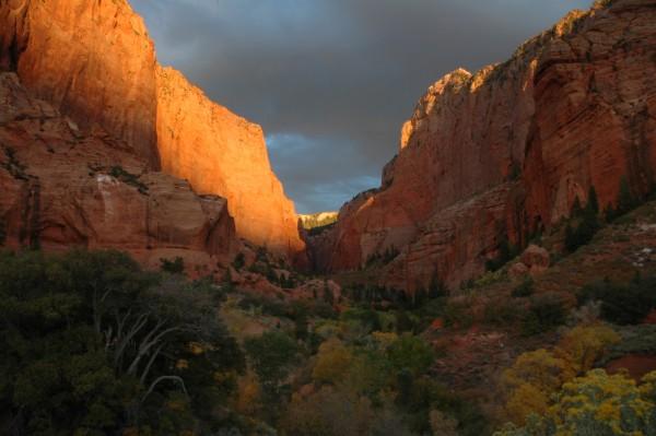Kolob Canyons, Zion