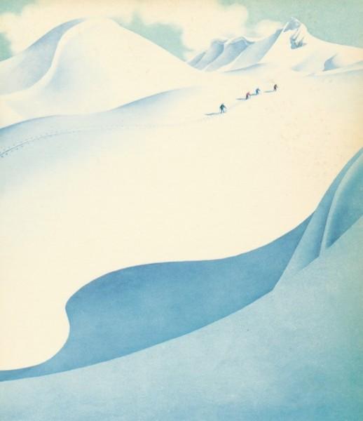 La grande traversee des alpes francaises