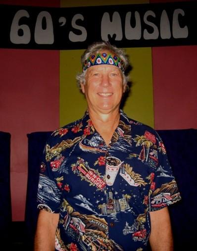 60's Music Costume. 2010.