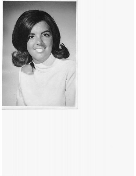 Senior Picture ~ 1963