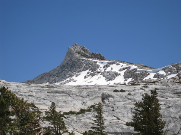 Cockscomb (11065') from near Budd Lake