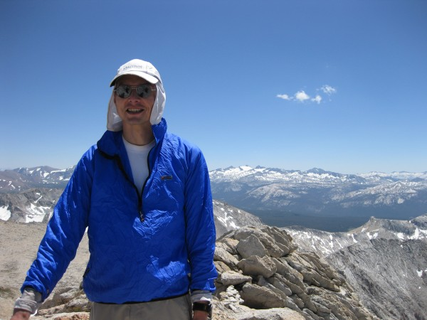 Me on the summit of Mt. Conness