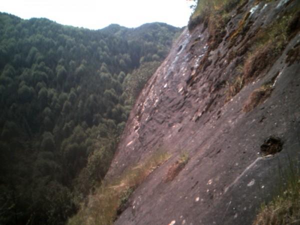 Devils Ridge, Coos County, Oregon