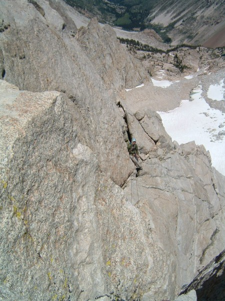 Me following pitch 5