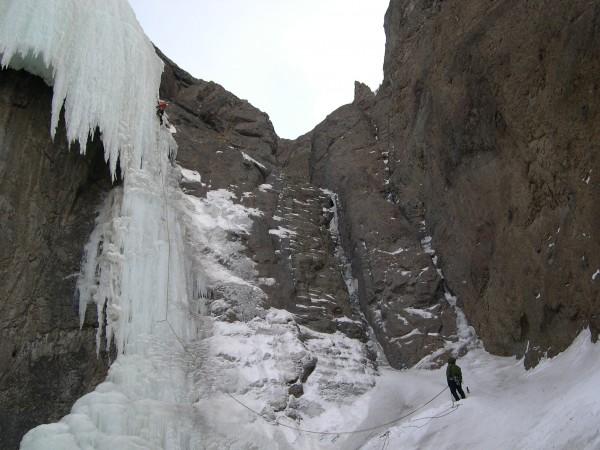 Cody, Horse Tail Falls