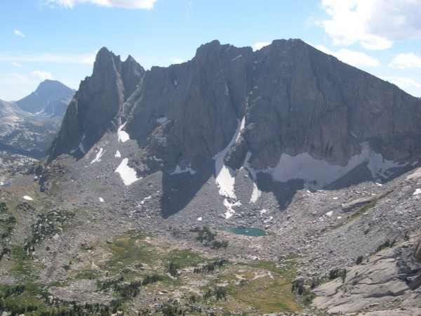Winds, Cirque of the Towers