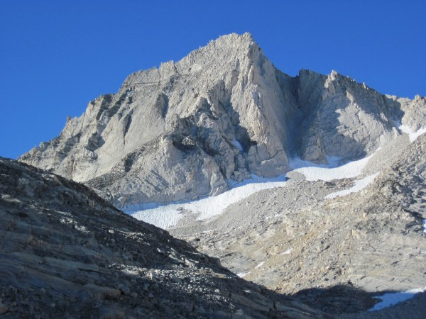 Bear Creek Spire - 9/10/10