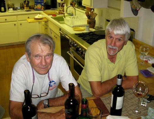 Don Lauria & Russ McLean.