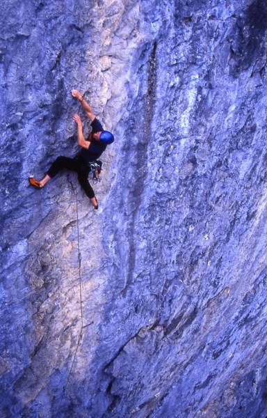 The Gold Rush, Trinity Aretes, CA, 5.10+