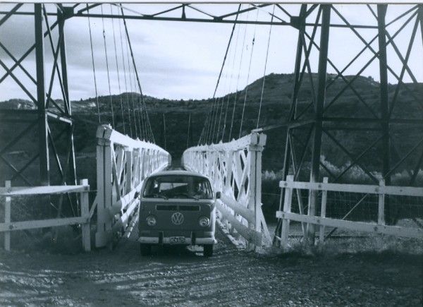 Dewey Bridge - 1985