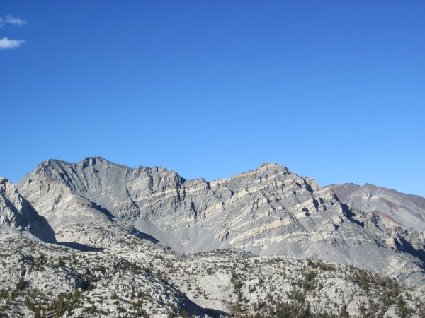 Peppermint Peak (12,680') - 9/11/10