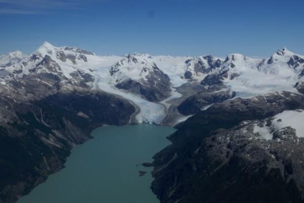 Leones gkacier...Patagonia