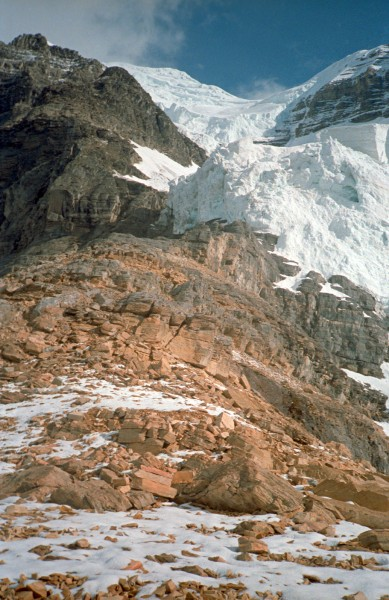 highway to The King's summit, 1985