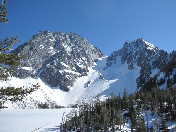 Colchuck - Washington