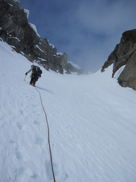 Sherpa Glacier, Mt. Stuart