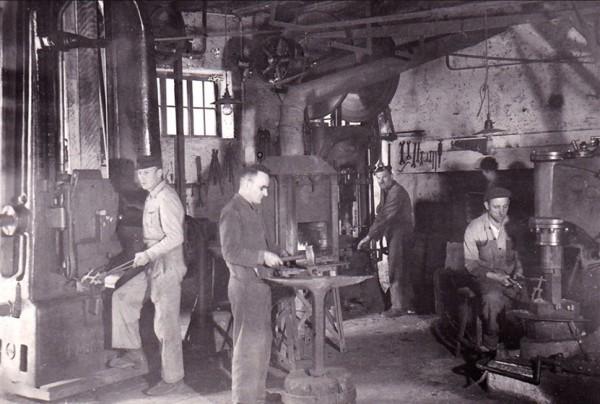 Stubai valley smiths at work