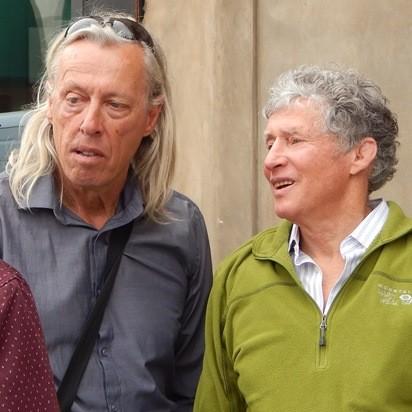 Dave Yerian, Rick Sylvester